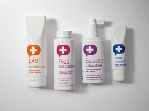 FARMACIA ARCAS PACKAGING